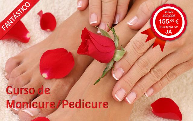Promoção Manicure/Pedicure